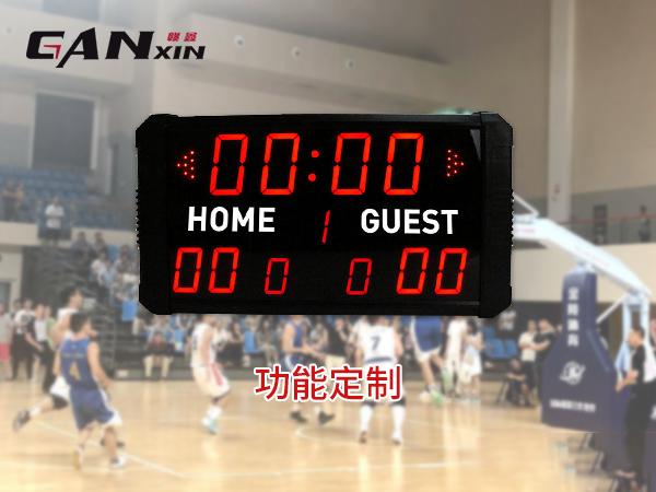 篮球计时计分器