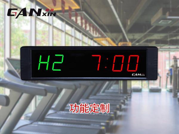 健身房计时器