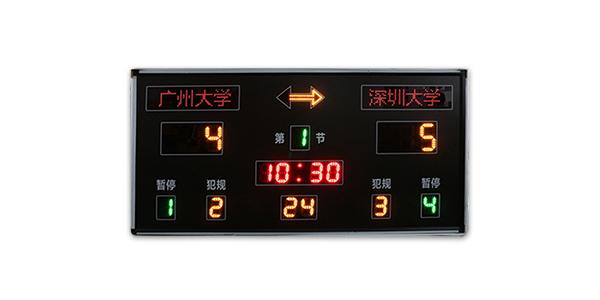 为什么体育比赛上需要用到电子比分牌?
